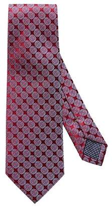 Eton Detailed Circle Pattern Classic Tie