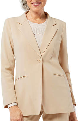 Peace of Cloth Peyton 1-Button Jacket
