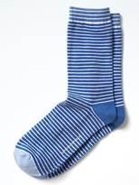 Banana Republic Thin Stripe Trouser Sock