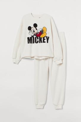 H&M Pile Pajamas