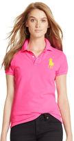 Polo Ralph Lauren Skinny-Fit Big Pony Polo Shirt