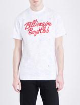 Billionaire Boys Club Brand-logo cotton-jersey T-shirt