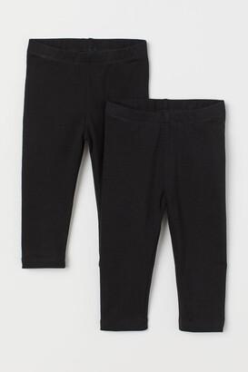 H&M 2-Pack Leggings
