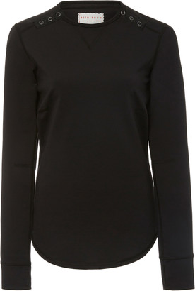 Erin Snow Rye Jersey Crew Neck Top