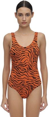 Reina Olga FOR A RAINY DAY TIGER ONE PIECE SWIMSUIT
