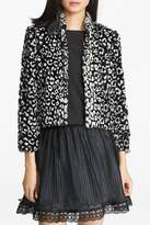 Alice + Olivia Mailynn Faux-Fur Jacket