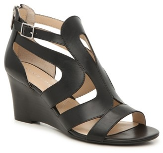 Adrienne Vittadini Rassy Wedge Sandal