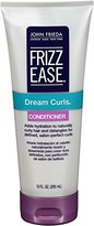 John Frieda Frizz Ease Dream Curls Conditioner, 10 Ounce