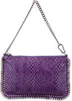 Stella McCartney Embossed Handle Bag