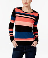 Vince Camuto Striped Sweater