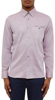 Ted Baker Thefunk Oxford Regular Fit Button Down Shirt
