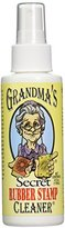 S.t.a.m.p.s. Grandma's Secret Grandma's Secret 4-Fluid Ounces, Rubber Stamp Cleaner