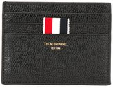 Thom Browne striped wallet - men - Leather - One Size