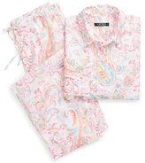 Ralph Lauren Paisley Lawn Capri Pajama Set