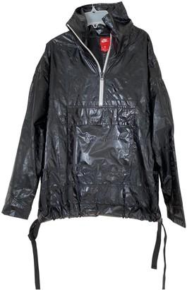 Nike Black Synthetic Jackets