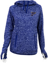 Antigua Women's St. Louis Blues Recruit Pullover Hoodie