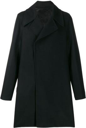 Rick Owens Oversized Single-Breasted Coat