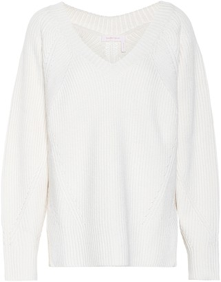 See by Chloe Ribbed-knit wool-blend sweater
