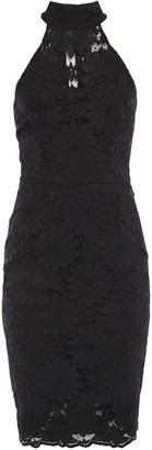 Nicholas Cotton-blend Corded Lace Dress