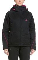 Salomon Open Waterproof Jacket.