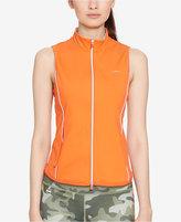 Lauren Ralph Lauren Jersey Full-Zip Vest