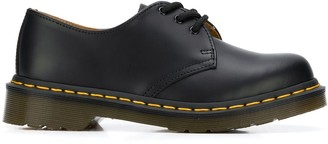 Dr. Martens Lace-Up Low Heel Shoes
