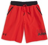 Under Armour Boy's Activate Heatgear Shorts