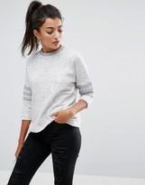 adidas 3/4 Sleeve Sweater