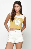 Somedays Lovin Santa Cruz Cropped T-Shirt