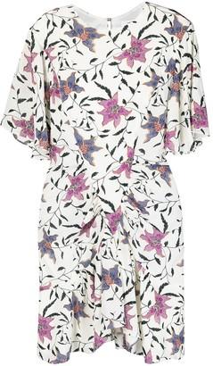 Etoile Isabel Marant Osias floral-print dress