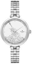 Kate Spade Holland Crystal Dial Bracelet Watch, 34mm