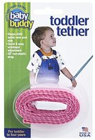 Baby Buddy Toddler Harness with Tether Leash Safety Strap