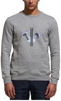Rossignol Sweatshirt With Embroidered Cockerel