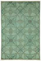 Solo Rugs Adina Collection Oriental Rug, 4'2 x 6'1