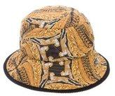 Salvatore Ferragamo Printed Bucket Hat