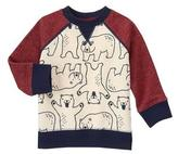 Gymboree Bear Raglan Tee