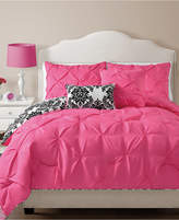 Victoria Classics Closeout! Olivia Reversible 4-Piece Twin Comforter Set Bedding