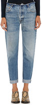 RE/DONE Women's Relaxed Jeans-LIGHT BLUE