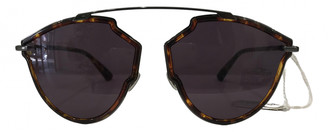 Christian Dior So Real Other Metal Sunglasses
