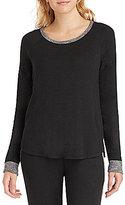 Kensie Sweater Sleep Top