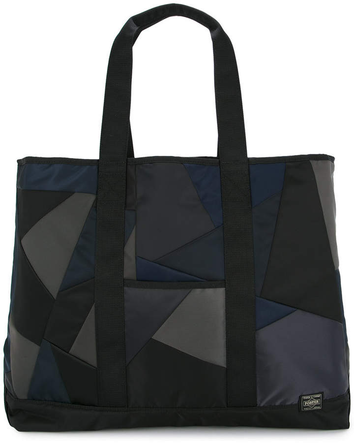 Anrealage patchwork tote