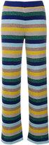 Missoni striped trousers