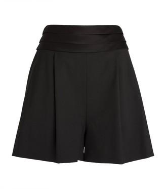 Diane von Furstenberg Lorraine Tailored Shorts