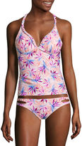 Arizona Floral Tankini Swimsuit Top-Juniors