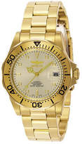 Invicta Men's Mako Pro Diver Automatic 9618 - Ivory/GT Stainless Steel Dive Watches