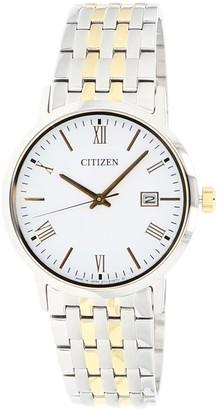 Citizen Men's Eco-Drive Solar Powered Watch, 41mm