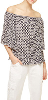 Sanctuary Bell-Sleeved Top