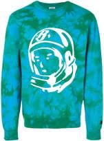 Billionaire Boys Club bleached logo sweatshirt
