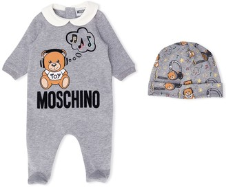 MOSCHINO BAMBINO Teddybear Babygrow