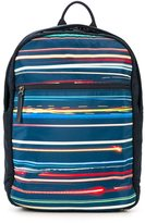 Paul Smith striped backpack